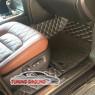 Коврики в салон черные с ворсом Land Cruiser 200 / Lexus LX 570 2008-2019 год