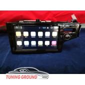 Штатная автомагнитола на Honda FIT 2013 - год на Android