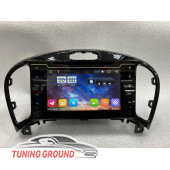 Штатная автомагнитола для Nissan Juke na Android