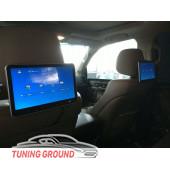 Монитор в подголовник автомобиля универсальный Full HD тонкий