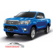 Тюнинг Toyota Hilux 2016+