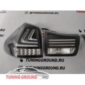 Задние фонари тюнинг (дымчатые) для Lexus rx 03-08 год!