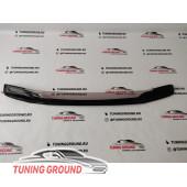 Дефлектор капота Land Cruiser 100 1997-2007 год