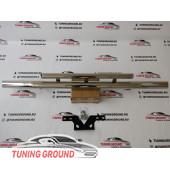 Защита переднего бампера Land Cruiser 100 1998-2007 год