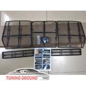 Защитная сетка под решетку радиатора Land Cruser 2016+