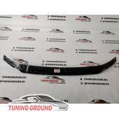 Дефлектор капота EGR Lexus GX 460 2009+