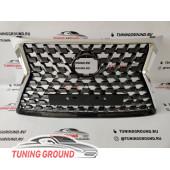 Решетка радиатора дизайн 2020 для Lexus GX460 2013-2019 год
