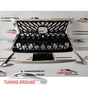 Решетка радиатора TRD для Lexus GX460 2013-2019 год