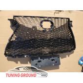 Решетка радиатора F-Sport на Lexus RX200t / RX350 / RX450h 2016г+