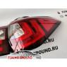 Задние фонари красные для Lexus RX270 350/450h 2010-2015 год