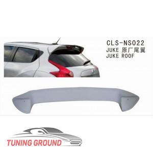 Спойлер Nissan Juke 2010+