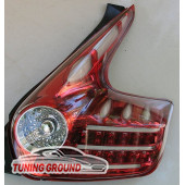 Задние фонари диодные красные Nissan Juke 2010+ Тайвань