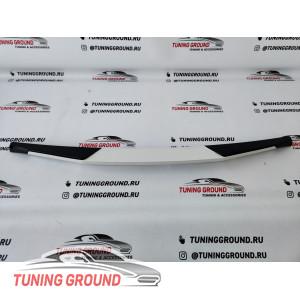 Спойлер Modellista Land Cruiser Prado 150 2009-2017 год (под стекло)
