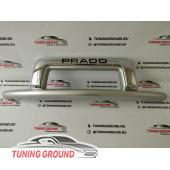 Кенгурятник на Toyota Land Cruiser Prado 90