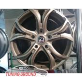 Литые диски Dizzard R20  Бронза