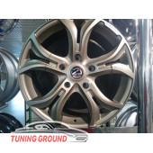 Литые диски Dizzard 5*150 R18  Бронза