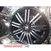 Литые диски R17 Zoom Wheel Вариант 4